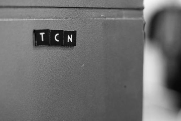 El taller de diseño de TCN nos abre sus puertas.